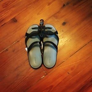 NWT Croc Sandals